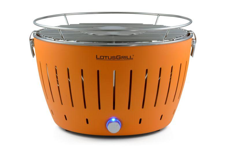 lotusgrill starter set mandarinenorange zum vorteilspreis. Black Bedroom Furniture Sets. Home Design Ideas